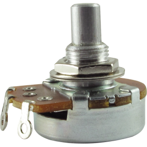 "Potentiometer - Alpha, Audio, 3/8"" Bushing"