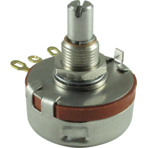 Potentiometer - Precision Electronics, Audio, Slotted Shaft