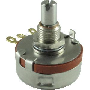 Potentiometer, PEC guitar amp, 250K Audio