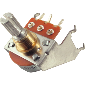 Potentiometer - Peavey, 250K, Linear, PC Mount, 16mm