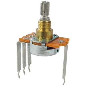 Potentiometer - Peavey, 50K, Linear, center notch