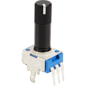 Potentiometer - Song Huei, Audio, 9mm, Tall