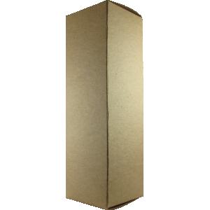 "Tube Box - Brown 3"" x 3"" x 10"", Fits 211/VT4C, 845"
