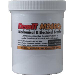 DeoxIT® M260Cp Grease, copper particles, Caig