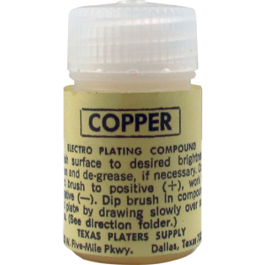 Electroplating Compound, Copper