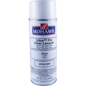 Lacquer - Mohawk, Ultra-Flo Clear, Gloss, 13 oz can