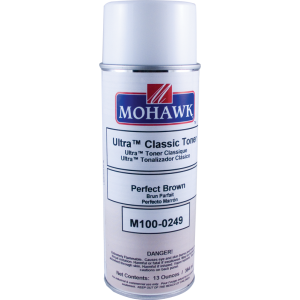 Toner - Mohawk, Ultra Classic, Perfect Brown, 13 oz can