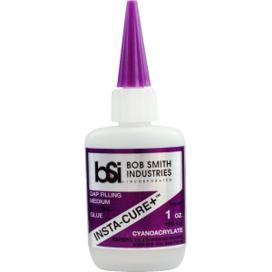 Adhesive - Bob Smith Industries, Insta-Cure + Gap Filling Cyanoacrylate