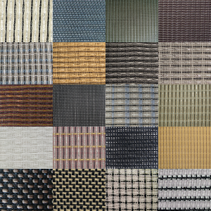 Grill Cloth - Samples of all Guitar Grill Cloths