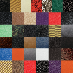 Tolex - Samples of all Tolex/Cabinet Covering