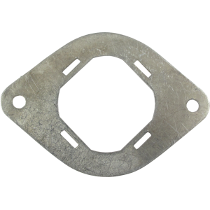 """Mounting Plate - Metal, for 1-3/8"""" Can Capacitor"""