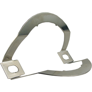Tube Clip - Belton, for Octal, sold individually
