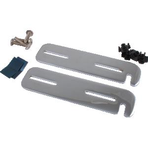 Clip Bars - Fender, Piggyback