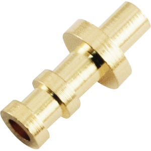 Turrets for 2mm boards, gold