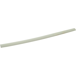 Spaghetti - Old-Style, White, 11 AWG, Minimum Order is 10'