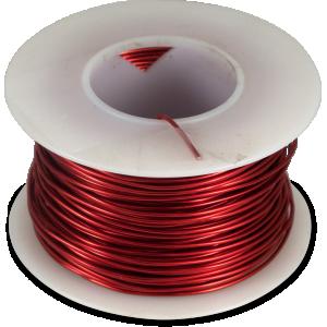 Wire - Magnet, 21 Gauge, 100'