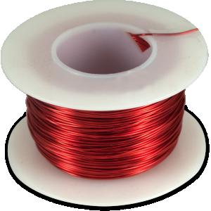 Wire - Magnet, 24 Gauge, 200'