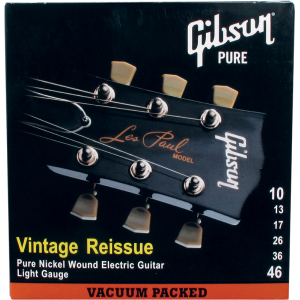 Guitar Strings - Gibson, Electric, Vintage Reissue, .009 - .042