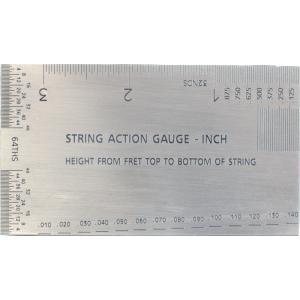 String Action Gauge - Measurement Tool