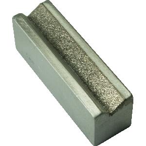 Fret File - Beveled Diamond, 400 Grit