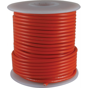 Wire - Hook-Up, 22 AWG, 50' roll, Red