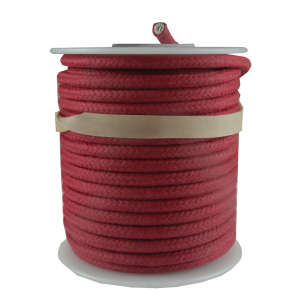 Wire - Hook-Up, Lacquered, 25' Spool, Red, 600 Volt