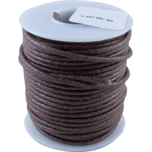 Wire - Hook-Up, Lacquered, 1000' Spool, Brown