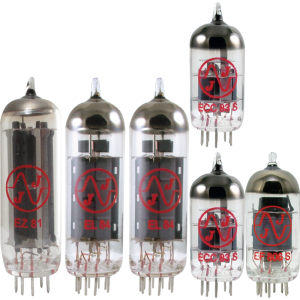 Tube Complement for 65 Amps London
