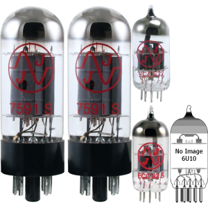 Tube Complement for Ampeg AC-12