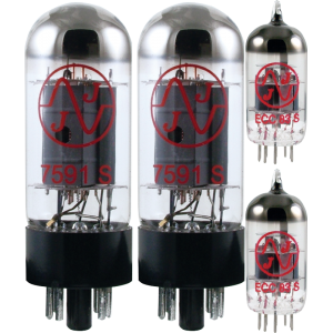 Tube Complement for Ampeg Jet-12