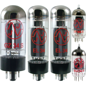 Tube Complement for DR Z Amps KT45, JJ Brand