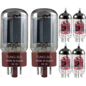 Tube Complement for ENGL Screamer 50 E330
