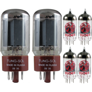 Tube Complement for ENGL Thunder 50 Driven E322