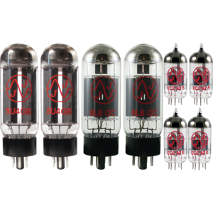 Tube Complement for Fender EC Twinolux