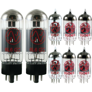 Tube Complement for Gibson XFL-60/60