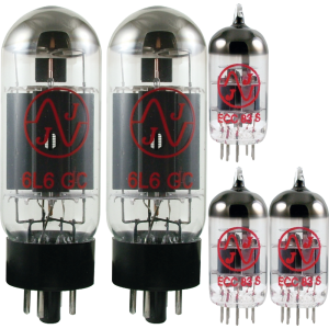 Tube Complement for Markley CD-40