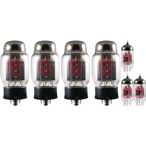 Tube Complement for Marshall JTM45100 40th Anniversary