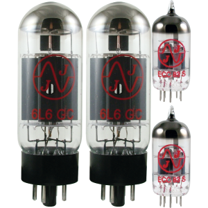 Tube Complement for Peavey Classic 60