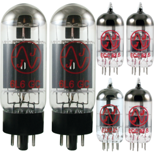 Tube Complement for Peavey Encore 65