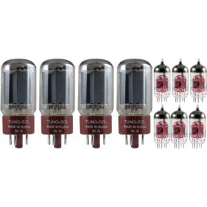 Tube Complement for Soldano 100w Lucky 13 2x12
