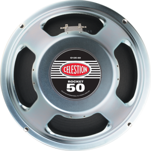 "Speaker - Celestion, 12"", Rocket 50, 50 watts, 16 ohm"