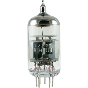 Vacuum Tube - 12AX7, China