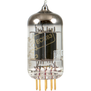 Vacuum Tube - 12AX7/B759, Genalex Gold Lion, Gold Pin
