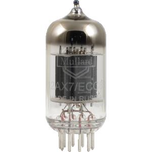 12AX7/ECC83 - Mullard, Made in Russia