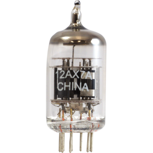 Vacuum Tube - 12AX7A, China