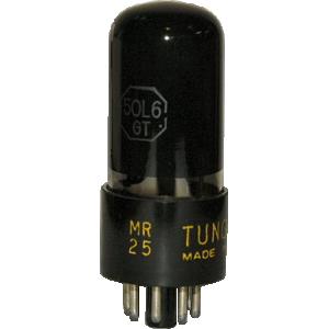 50L6GT - Beam Power Amplifier