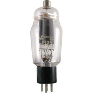 812A - Triode, Power Amplifier, China