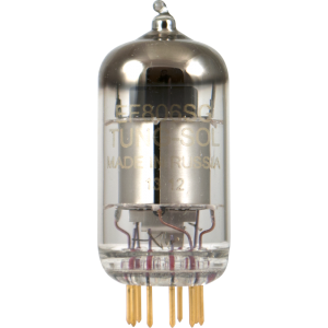 Vacuum Tube - EF806S, Tung-Sol Reissue, Gold Pin