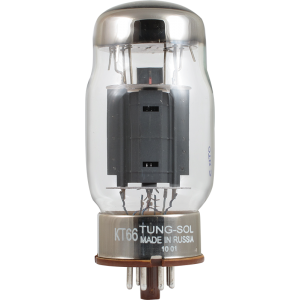Vacuum Tube - KT66, Tung-Sol Reissue - Single