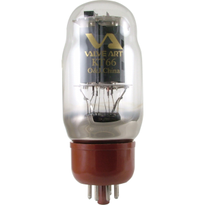 Vacuum Tube - KT66, Valve Art - Apex Matched Pair